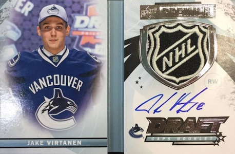 2015-16 Upper Deck Premier Hockey Cards 32