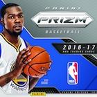 2016-17 Panini Prizm Basketball Cards