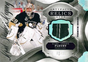 2016-17 Upper Deck Artifacts Hockey Lord Stanley's Legacy Relics