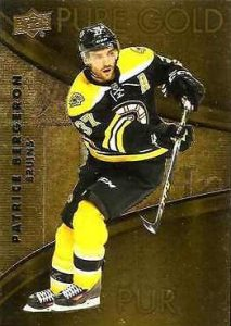 2016-17 Upper Deck Tim Hortons Hockey Pure Gold
