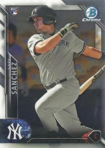 Full Guide to Gary Sanchez Rookie Cards and Key Prospects 2