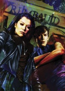 2016 Cryptozoic Orphan Black Season 1 Comic Covers