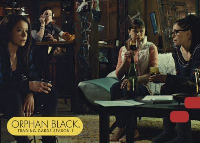 2016 Cryptozoic Orphan Black Season 1 Felix's Loft