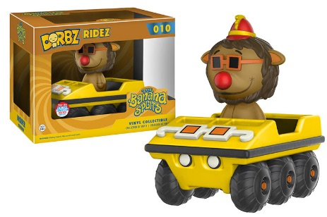 2016 Funko New York Comic Con Exclusives Dorbz Ridez #010 The Banana Splits Drooper