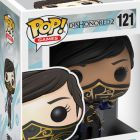 2016 Funko Pop Dishonored 2 Vinyl Figures