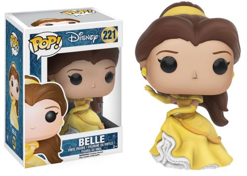 2016 Funko Pop Disney 221 Belle
