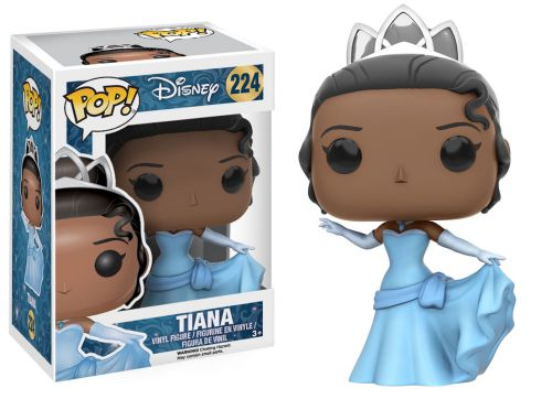Funko Pop The Princess and the Frog Figures Checklist and Gallery 6