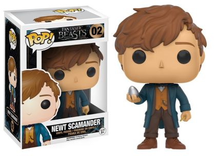 Ultimate Funko Pop Fantastic Beasts Figures Gallery and Checklist 2