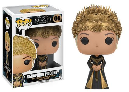 Ultimate Funko Pop Fantastic Beasts Figures Gallery and Checklist 6