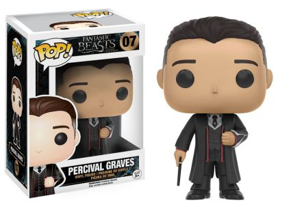 Ultimate Funko Pop Fantastic Beasts Figures Gallery and Checklist 7