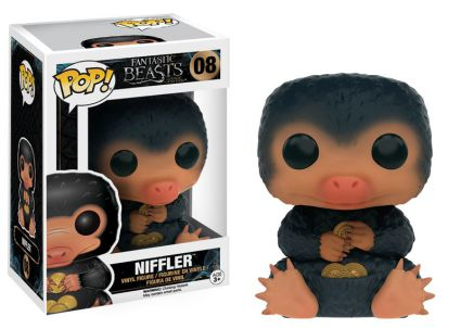 2016 Funko Pop Fantastic Beasts and Where to Find Them 08 Niffler