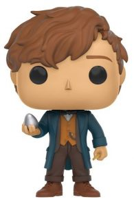 2016 Funko Pop Fantastic Beasts and Where to Find Them Newt Scamander