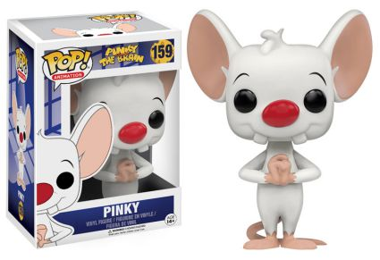 2016 Funko Pop Pinky and The Brain 159 Pinky