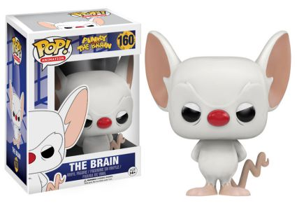 2016 Funko Pop Pinky and The Brain 160 The Brain