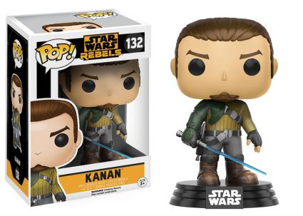 Funko Pop Star Wars Rebels Vinyl Figures Checklist and Gallery 24