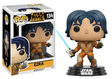Funko Pop Star Wars Rebels Vinyl Figures Checklist and Gallery 27