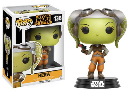 Funko Pop Star Wars Rebels Vinyl Figures Checklist and Gallery 29
