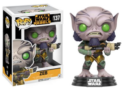 Ultimate Funko Pop Star Wars Figures Checklist and Gallery 165