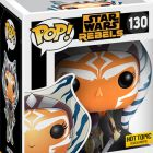 Funko Pop Star Wars Rebels Vinyl Figures Checklist and Gallery