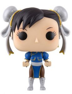 2016 Funko Pop Street Fighter Chun-Li