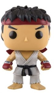 2016 Funko Pop Street Fighter Ryu