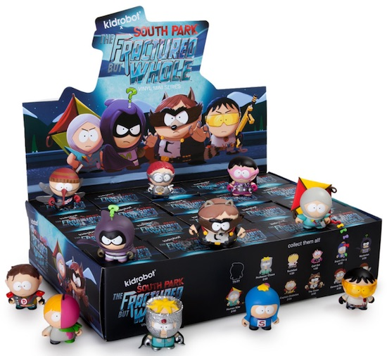 Kidrobot South Park Fractured But Whole Vinyl Figures 1