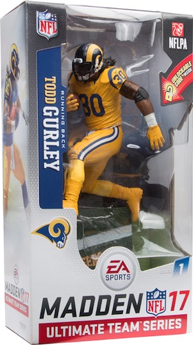 2016 McFarlane Madden NFL 17 Ultimate Team Figures 37