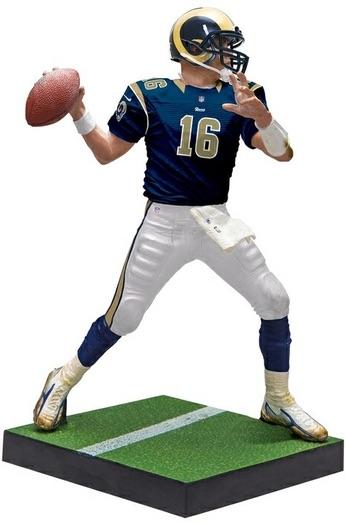 2016 McFarlane Madden NFL 17 Ultimate Team figures Jared Goff