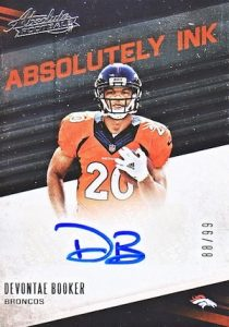 2016 Panini Absolute Football Cards 27