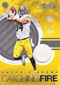 2016 Panini Absolute Football Cards 29