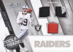 2016 Panini Absolute Football Cards 33