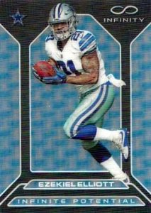2016 Panini Infinity Football Infinite Potential