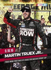 2016 Panini Instant NASCAR Racing Cards 21