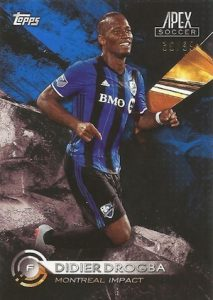 2016 Topps Apex MLS Major League Soccer Cards 21
