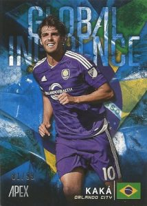 2016 Topps Apex MLS Major League Soccer Cards 23