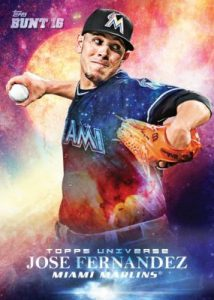 2016 Topps Crossover Trading Cards 24