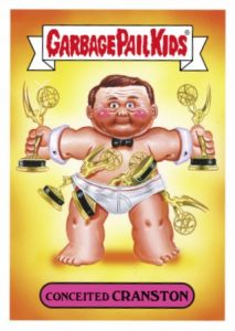 2016 Topps Garbage Pail Kids Prime Slime Awards Emmys Cards 20