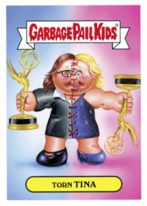 2016 Topps Garbage Pail Kids Prime Slime Awards Emmys Cards 26