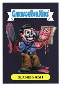 2016 Topps Garbage Pail Kids Prime Slime TV Preview Stickers 17