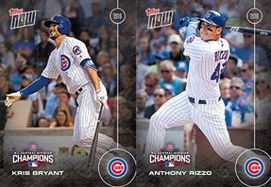 2016 Topps Now Baseball Cards 48