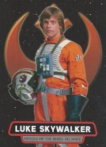 2016 Topps Star Wars Rogue One Mission Briefing Heroes of The Rebel Alliance