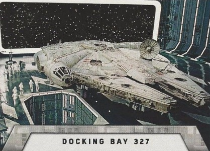 2016 Topps Star Wars Rogue One Mission Briefing The Death Star Insert
