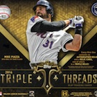 2016 Topps Triple Threads Baseball Cards