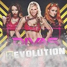 2016 Topps WWE Divas Revolution Wrestling Cards
