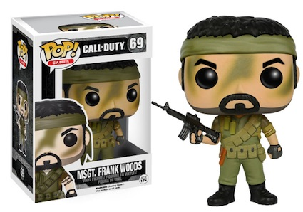 2016 Funko Pop Call of Duty Vinyl Figures 21