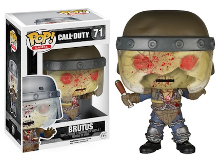 Funko Pop Call of Duty 71 Brutus GameStop