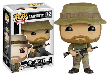 2016 Funko Pop Call of Duty Vinyl Figures 27