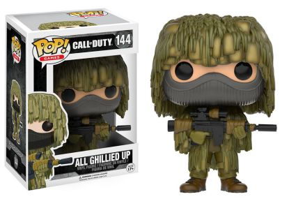2016 Funko Pop Call of Duty Vinyl Figures 30