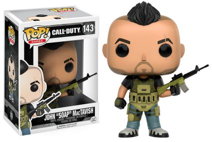 2016 Funko Pop Call of Duty Vinyl Figures 29