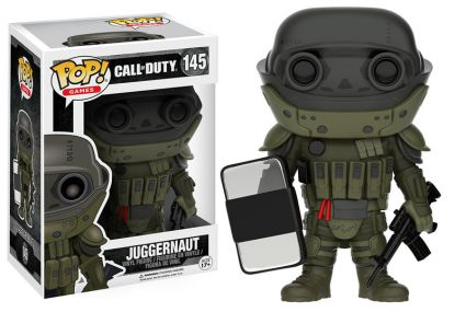 Funko Pop Call of Duty Juggernaut